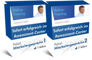 Die Online-Trainings - Sofort erfolgreich im Assessment-Center