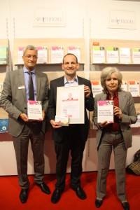 Best-Business-Book-Award für Assessement-Center erfolgreich bestehen
