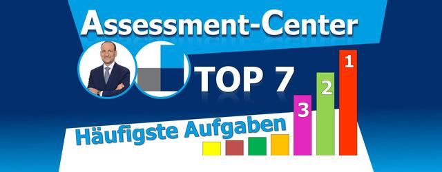 Die 7 häufigsten Assessment-Center-Aufgaben