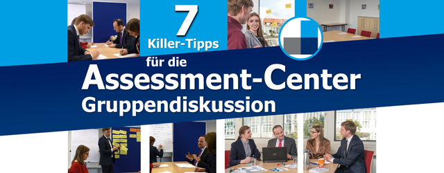 Assessment-Center-Gruppendiskussion
